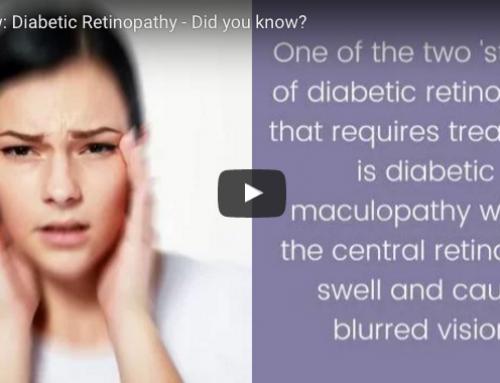 Slideshow: Diabetic Retinopathy – Did you know?