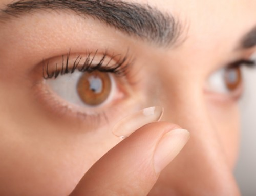Contact lens infection – Seven ways to avoid one [Infographic]