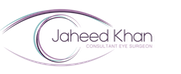 Jaheed Khan | London Cataract Surgeon Logo